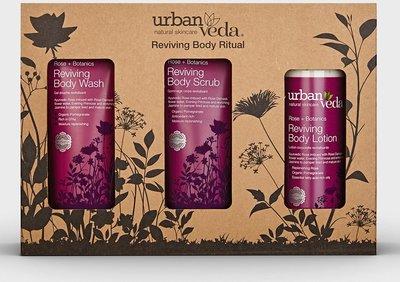 Urban Veda - Reviving Body Ritual Set