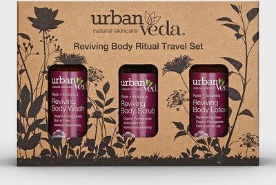 Urban Veda - Reviving Body Ritual Travel Set
