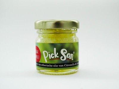 Geurpotje: Pick San Citronella