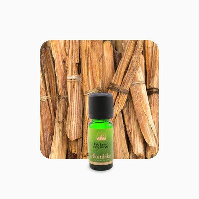 Alambika - Etherische olie: Palo Santo / Heilig Hout 10 ml