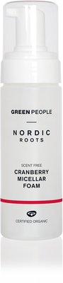 Green People - Nordic Roots: Cranberry Micellar Foam