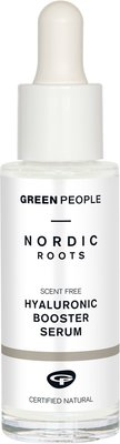 Green People - Nordic Roots: Hyaluronic Booster Serum