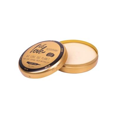 We Love The Planet - Natuurlijke Deodorant Blik: Golden Glow