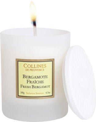 Collines De Provence - Geurkaars: Bergamot
