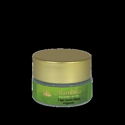 Alambika - Lipbalm: Lips Meet Mint