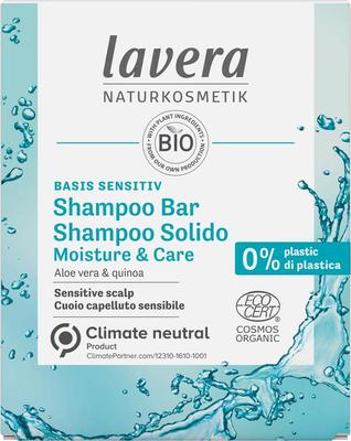 Lavera - Shampoo Bar Moisture & Care