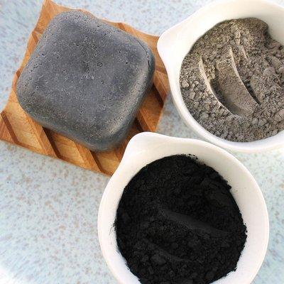 Atelier do Sabão - Solid Shampoo Alle Haartypen: Zwarte Klei & Actieve Kool