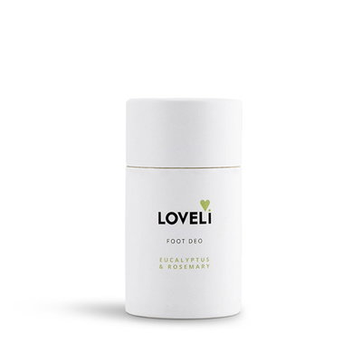 Loveli - Foot Deo Powder
