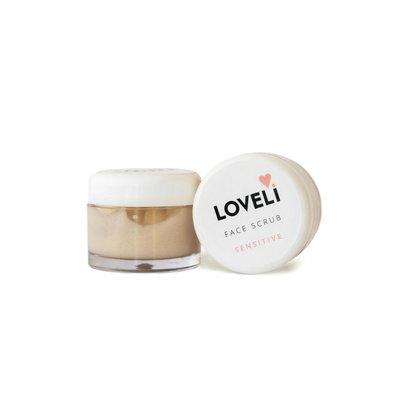Loveli - Facescrub Sensitive Travel