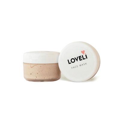 Loveli - Facemask Travel