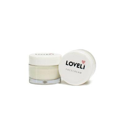 Loveli - Facecream Travel