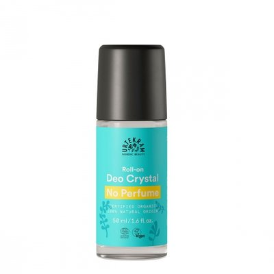 Urtekram - Deodorant Crystal Roll On: No Perfume