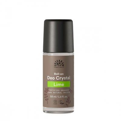 Urtekram - Deodorant Crystal Roll On: Lime