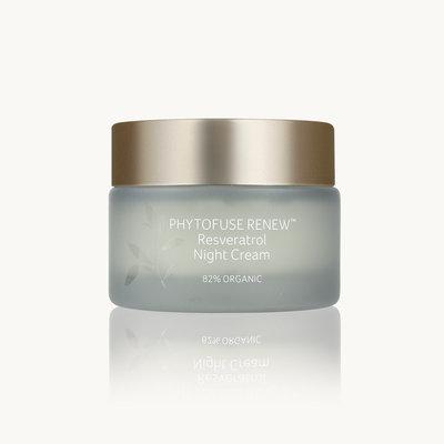 INIKA - Phytofuse Renew Resveratrol Night Cream 50ml