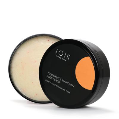 Joik - Body Scrub: Grapefruit Mandarine Sugar