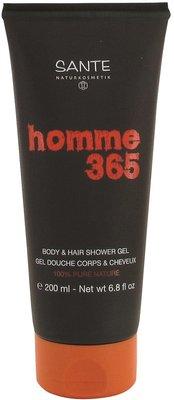 Sante - Homme 365 Body & Hair Shower Gel