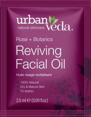 Urban Veda - Reviving Facial Oil Sachet 2,5ml