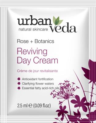 Urban Veda - Sachet Reviving Day Cream 2,5 ml