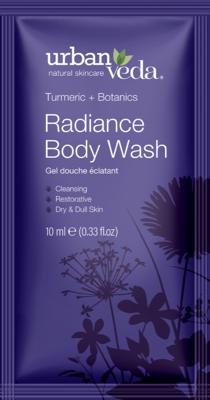 Urban Veda - Sachet Radiance Body Wash 10ml