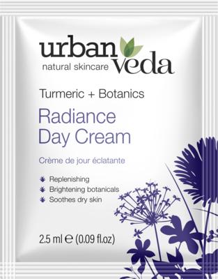 Urban Veda - Sample Radiance Day Cream 2,5ml