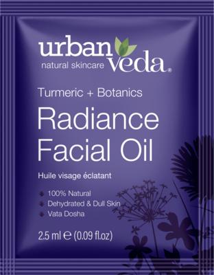 Urban Veda - Sample Radiance Facial Oil 2,5ml