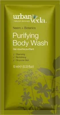 Urban Veda - Sachet Purifying Body Wash 10ml