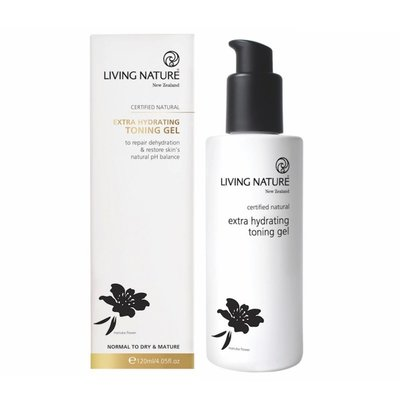 Living Nature - Extra Hydrating Toning Gel