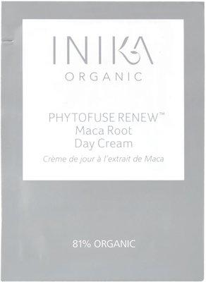 INIKA - Sachet Phytofuse Renew Maca Root Day Cream 1,5ml