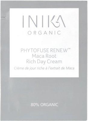 INIKA - Sachet Phytofuse Renew Maca Root Rich Day Cream 1,5ml