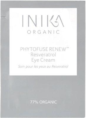 INIKA - Sachet Phytofuse Renew Resveratrol Eye Cream 1,5ml