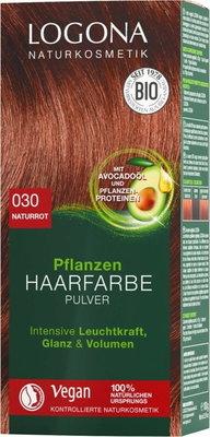 Logona - Haarverf Natural Red 030