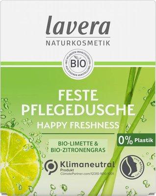 Lavera - Body Cleanse Bar Happy Freshness