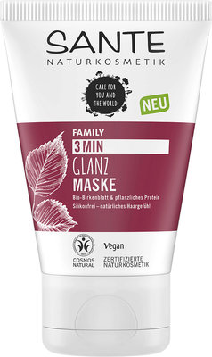 Sante - Family 3 Minutes Shine Hair Mask