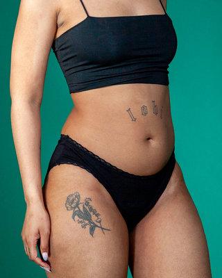Lotties Period Underwear - Cheeky XL