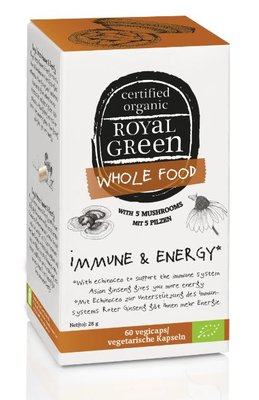 Royal Green - Bio Immune & Energy