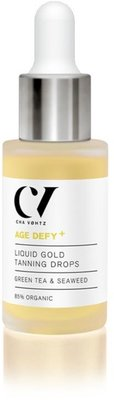 Green People - Age Defy+ Liquid Gold Tanning Drops