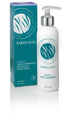 Earth-Line - Vitamine E Gezichtsreiniger