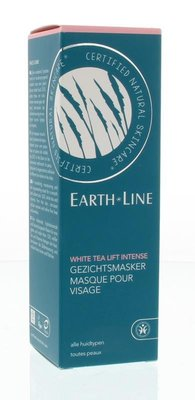 Earth-Line - White Tea Gezichtsmasker