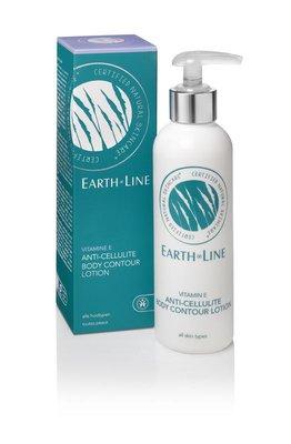 Earth-Line - Vitamine E:  Anti Cellulite Contour Lotion
