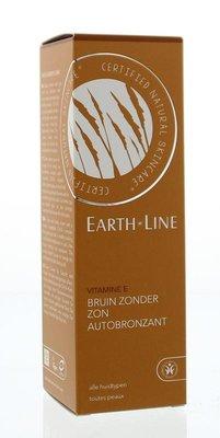 Earth-Line - Vitamine E Bruin Zonder Zon