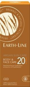 Earth-Line - Argan Biosun Body & Face SPF 20