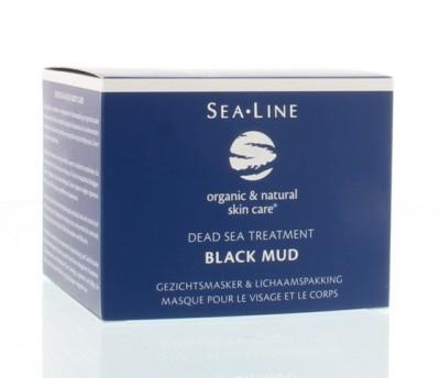 Sea-Line - Black Mud Facial Mask & Body Pack