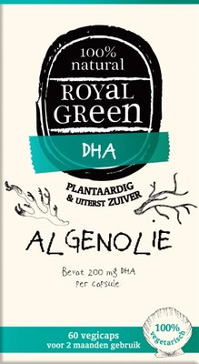 Royal Green - Algenolie