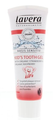 Lavera - Basis Sensitiv: Kids Toothgel Fluoridevrij