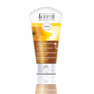Lavera - Self Tanning Lotion: Body