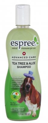 Espree - Tea Tree & Aloë Shampoo