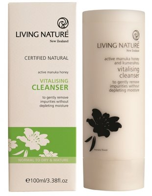 Living Nature - Vitalising Cleanser