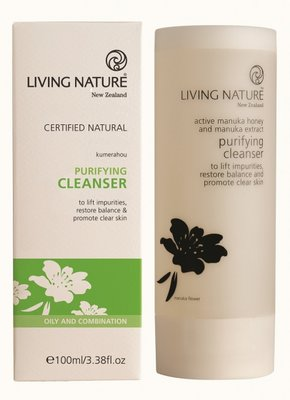 Living Nature - Purifying Cleanser