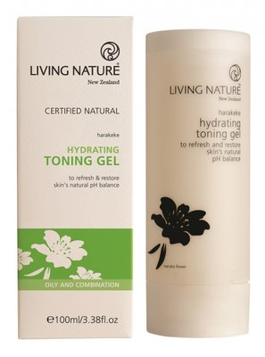 Living Nature - Hydrating Toning Gel