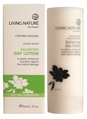 Living Nature - Balancing Daylotion